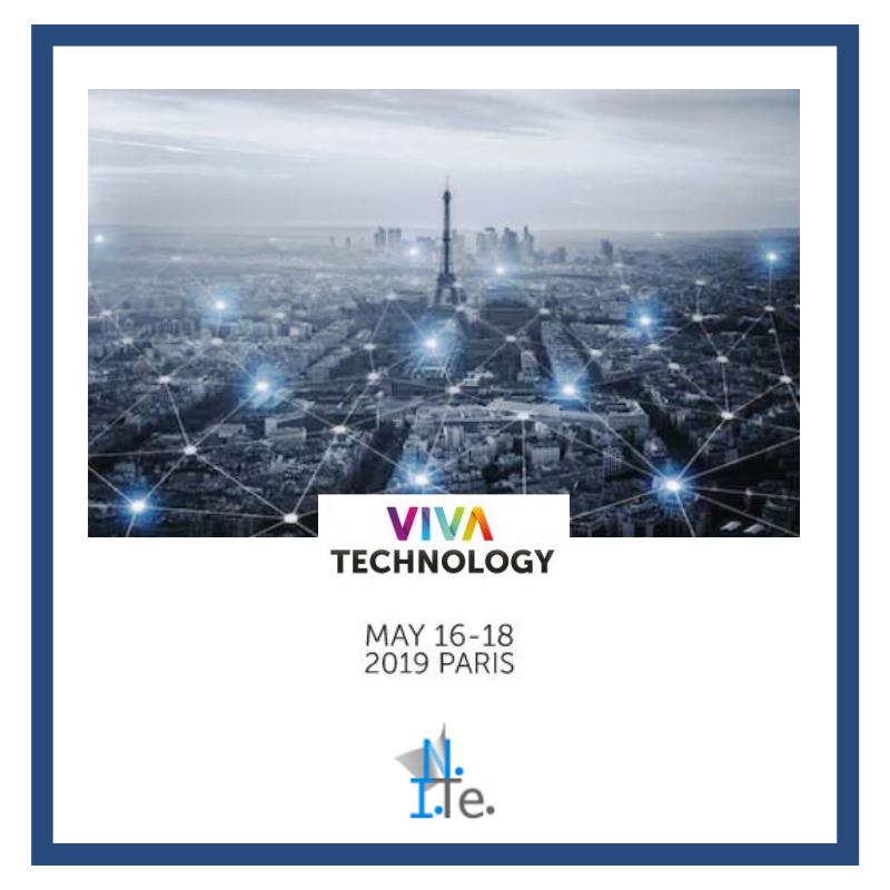 N.I.Te vola a VivaTech 2019